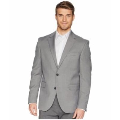 ドッカーズ メンズ コート アウター Regular Fit Stretch Suit Separate Blazer Light Grey