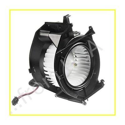 A-プレミアム HVAC ブロワーモーター ホイール付き アウディ A6 A6 Quattro R8 S6 2005-2012 2014-2015 フロント用