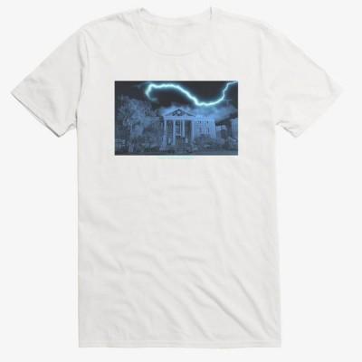 バック トゥ ザ フューチャー Tシャツ Back To The Future Clock Tower 海外映画 Movie メンズ