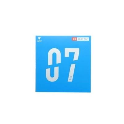 ヴィクタス VICTAS 卓球 ラバー(裏ソフト) VJ>07 スティフ 020731