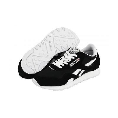Reebok Lifestyle リーボック レディース 女性用 シューズ 靴 スニーカー 運動靴 Classic Nylon W - Black/White