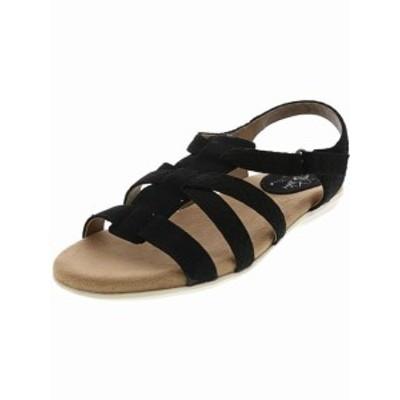 LifeStride ライフストライド ファッション サンダル Lifestride Womens Baylee Ankle-High Fabric Sandal