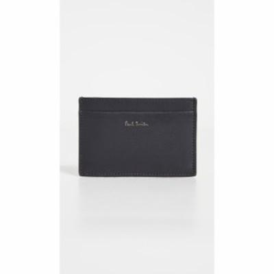 ポールスミス Paul Smith メンズ カードケース・名刺入れ CC Wallet Case Black