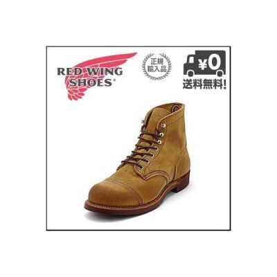 REDWING(レッドウィング) IRON RANGE BOOTS(アイアンレンジブーツ) 8113 ホーソーン【正規取扱店】