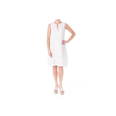 アイリーンフィッシャー ドレス ワンピース Eileen Fisher 1459 レディース Organic コットン ノースリーブ カジュアル ドレス BHFO