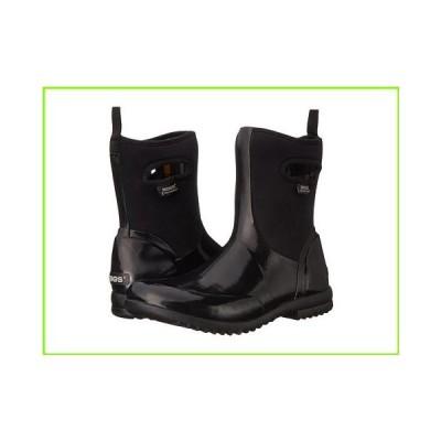 Bogs Sidney Solid Mid Bogs Boots WOMEN レディース Black