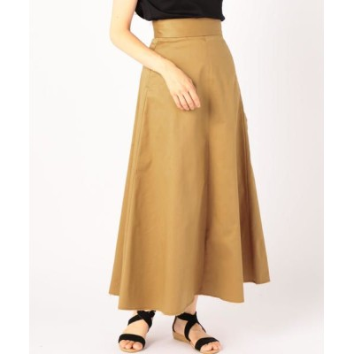 SHIPS for women/シップスウィメン UPPER HIGHTS:ARMY THE MAXI ベージュ系 X-SMALL