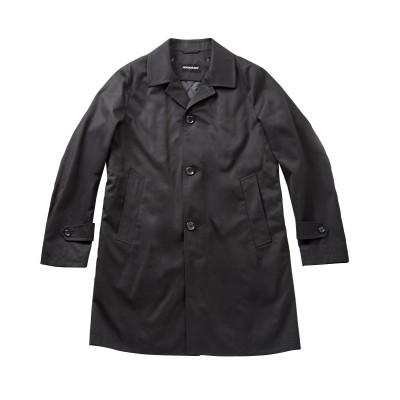着脱可能ライナー付ステンカラーコート コート, Coat