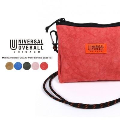 ショルダーバッグ ポーチ メンズ レディース サコッシュ UNIVERSAL OVERALL ユニバーサルオーバーオール