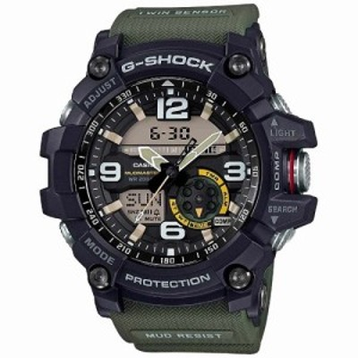CASIO GG-1000-1A3JF G-SHOCK(ジーショック) MASTER OF G MUDMASTER クオーツ メンズ