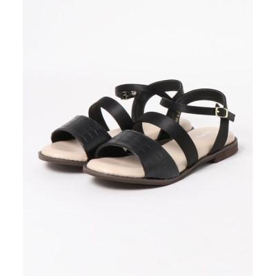 Xti Shoes / la farfa SHOES(ラ・ファーファ シューズ) 大人魅せシンプルストラップサンダル WOMEN シューズ > サンダル