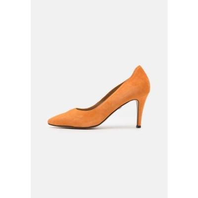 タマリス レディース 靴 シューズ COURT SHOE - High heels - orange