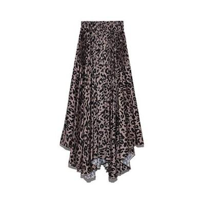ミラオーウェン ウエストゴムプリーツギャザースカート 09WFS194023 レディース LEO 日本 1 (日本サイズ9 号相当)