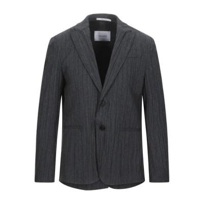 AGLINI テーラードジャケット ファッション  メンズファッション  ジャケット  テーラード、ブレザー 鉛色
