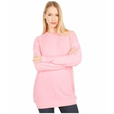 アロー パーカー・スウェットシャツ アウター レディース Soho Pullover Macaron Pink