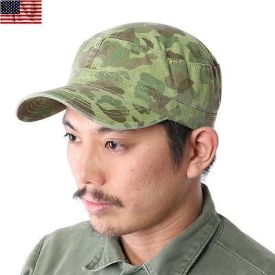 新品 U.S.M.C. ファティーグキャップ DUCK HUNTER 米海兵隊 ミリタリーキャップ メンズキャップ