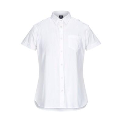 ノースセール NORTH SAILS シャツ ホワイト L コットン 98% / ポリウレタン 2% シャツ