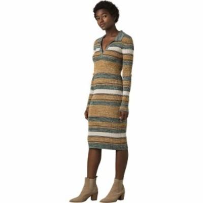 プラーナ Prana レディース ワンピース ワンピース・ドレス Acadia Dress Peacock