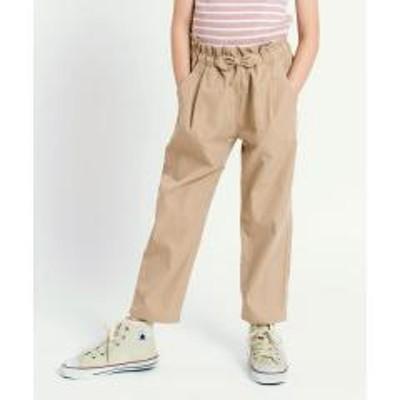 シップスSHIPS KIDS:ストレッチ ツイル タック パンツ(100~130cm)【お取り寄せ商品】