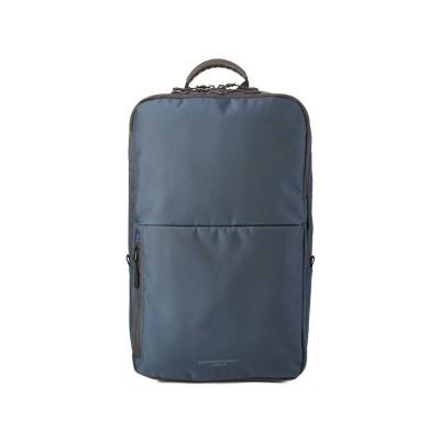 【カバンのセレクション】 キャサリンハムネット ビジネスリュック メンズ ノートPC A4 KATHARINE HAMNETT 490-8040 ユニセックス ネイビー フリー Bag&Luggage SELECTION