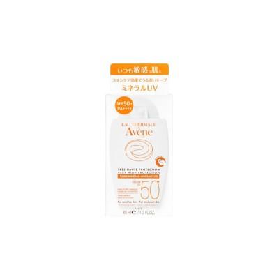 アベンヌ ミネラルフルイド UV (40mL) SPF50+ PA++++ 日焼け止め Avene