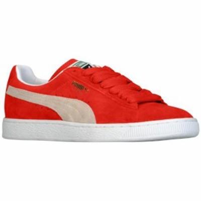 (取寄)プーマ メンズ シューズ プーマ スエード クラシックMen's Shoes PUMA Suede ClassicHigh Risk Red White 送料無料