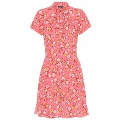 ラルフ ローレン Polo Ralph Lauren レディース ワンピース ワンピース・ドレス Floral minidress Blush Floral