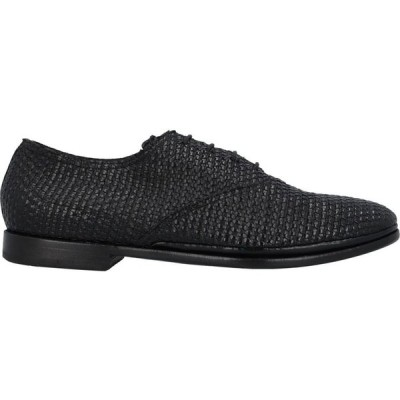 プレミアータ PREMIATA メンズ 革靴・ビジネスシューズ シューズ・靴 Laced Shoes Black