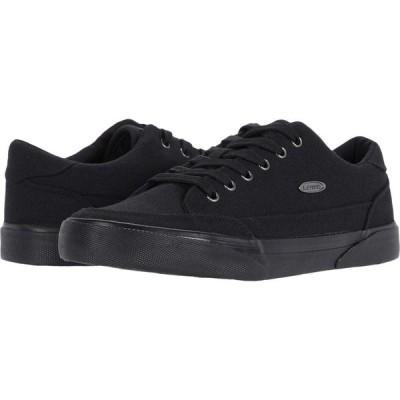 ラグズ Lugz メンズ スニーカー シューズ・靴 Stockwell Black