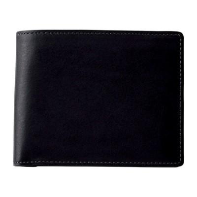 イルムス 折財布 ブラック S-IL153105BK 財布・小物