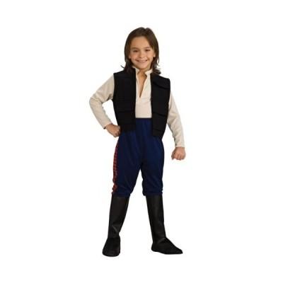 コスプレ衣装 コスチューム スターウォーズ RU883163 Deluxe Kids Star Wars Han Solo Costume -