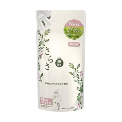 BK46 P&G さらさ 柔軟剤 つめかえ用 通常サイズ ピュアソープの香り 440ml