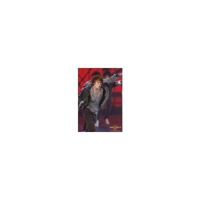中古生写真(ジャニーズ) ふぉ〜ゆ〜/越岡裕貴/ライブフォト・膝上・衣装グレー・グローブ黒・右向き・右手曲げ