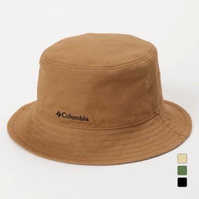 コロンビア トレッキング リバーシブル 帽子 ハット シッカモアバケット PU5040 Columbia