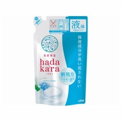 ハダカラ ボディーソープ リッチソープの香り 詰替用 360ml 4903301239031