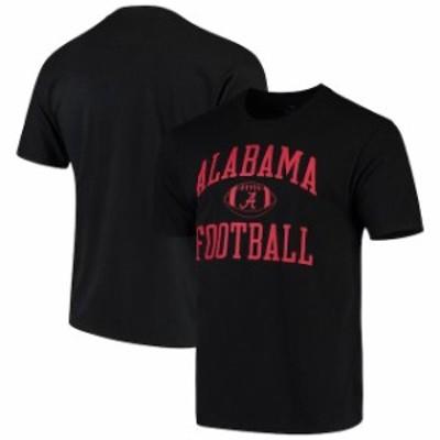 Fanatics Branded ファナティクス ブランド スポーツ用品  Fanatics Branded Alabama Crimson Tide Black Neutral Zone T-Shirt