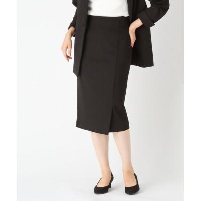 SOUP / 【大きいサイズあり・15号】ポンチタイトスカート WOMEN スカート > スカート
