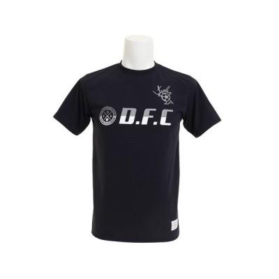 デュアリグ(DUARIG) Tシャツ 半袖 メンズ DFC 863D8ES5729 NVY オンライン価格 (メンズ)