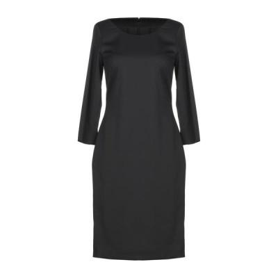 ALESSANDRO DELL'ACQUA チューブドレス ファッション  レディースファッション  ドレス、ブライダル  パーティドレス ブラック