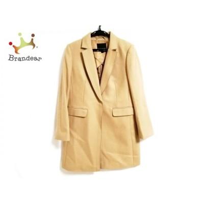 バナナリパブリック BANANA REPUBLIC コート サイズ6 M レディース ライトブラウン 冬物   スペシャル特価 20210106
