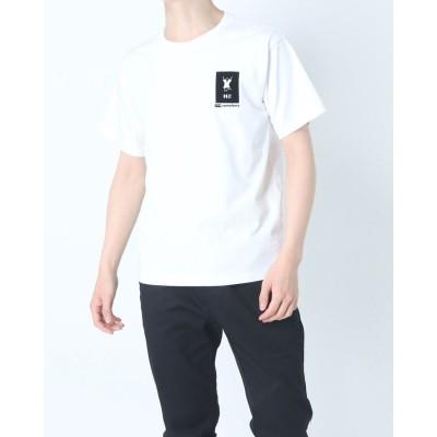 カンタベリー CANTERBURY メンズ 半袖Tシャツ TSHIRT RA31212 (ホワイト)