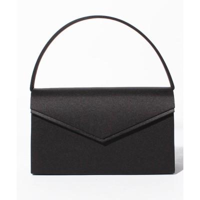 【フォルムフォルマ】【喪服・礼服】ブラックフォーマルバッグ