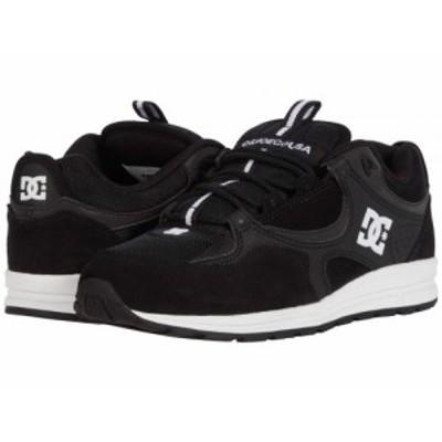 DC ディーシー メンズ 男性用 シューズ 靴 スニーカー 運動靴 Kalis Lite Black/Black/White【送料無料】
