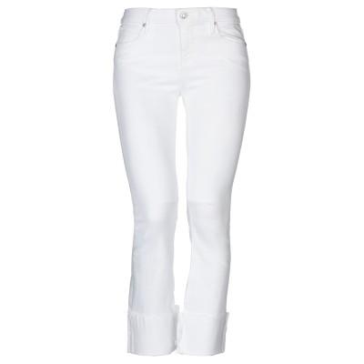 アールティーエー RTA ジーンズ ホワイト 24 指定外繊維(紙) 92% / エラストマルチエステル 6% / ポリウレタン 2% ジーンズ