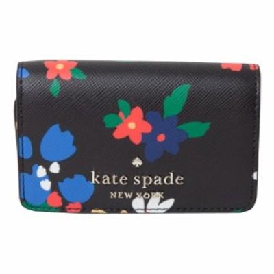ケイトスペード kate spade 6連キーケース ステイシー セーリング フローラル キーホルダー レディース wlr00498
