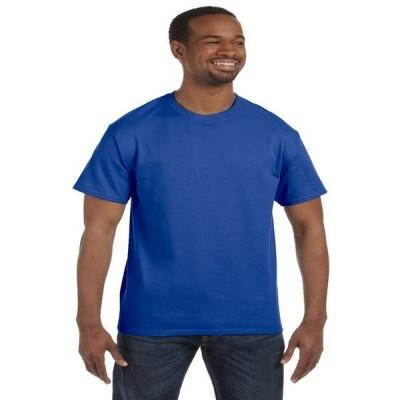 ユニセックス 衣類 トップス Hanes TAGLESS® T-Shirt Style 5250 Tシャツ