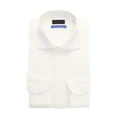 ワイドカラープレミアムスタイリッシュワイシャツ【JAPAN FABRIC】