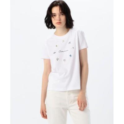 TOMORROWLAND/トゥモローランド CABaN Costarica アートTシャツ 11 ホワイト F