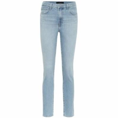 ジェイ ブランド J Brand レディース ジーンズ・デニム ボトムス・パンツ ruby cropped high-rise skinny jeans Marcella