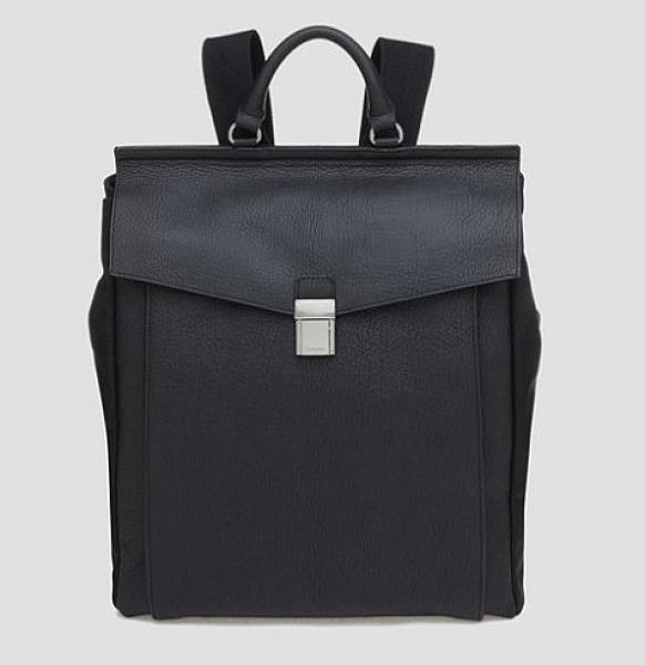 韓國 書包 皮扣  後背包  英倫 西裝 包 電腦包 手提包 筆電包 男 女 適用